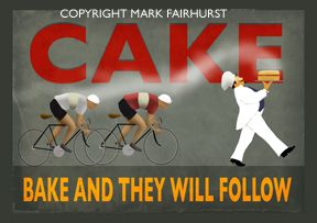 Bake, and they will follow