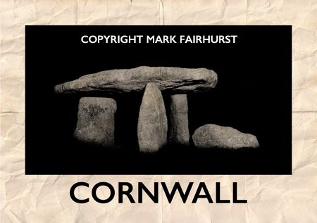 Cornwall Lanyon Quoit