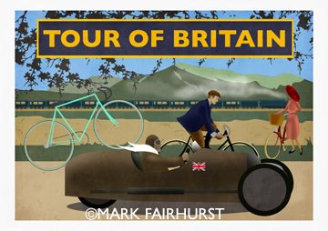 Cycling Tour Of Britain