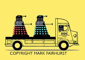Dalek Delivery Company