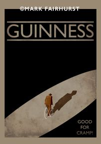 Guinness : Good for Cramp