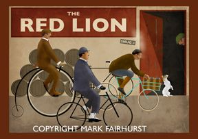 Pub Ride : The Red Lion