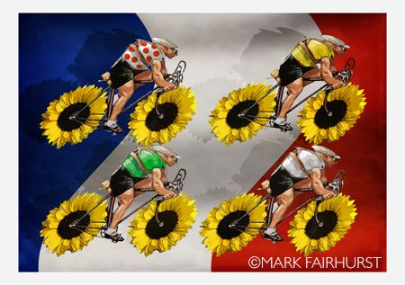 Sunflower Peloton