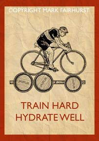Train Hard Hydrate Well